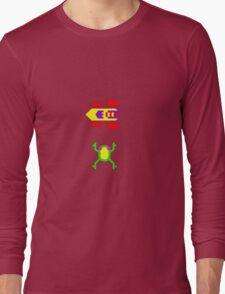 Arcade Love - Frogger Long Sleeve T-Shirt