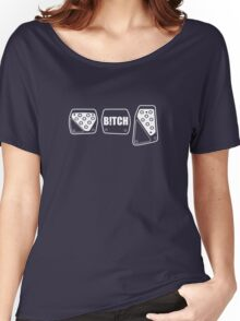 The Bitch Pedal 2.0 Women's Relaxed Fit T-Shirt