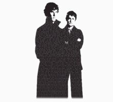 Sherlock LARGE quotes by LittleLionLover