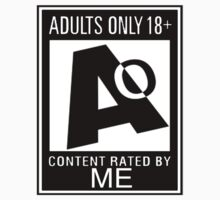 Rated A for Adult by Missryerye