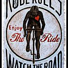 Rode Rules 13 Watch The Road by CYCOLOGY