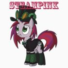 Steampink MLP by Ixgil