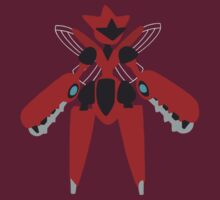 Mega Scizor by ArcaneFire