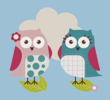 Everybody Loves Owls Kids Clothes