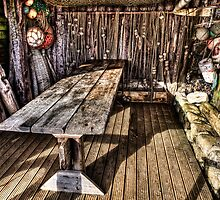 The Captains Table by manateevoyager