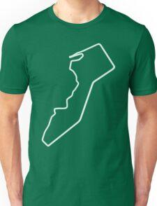 Guia Circuit [outline] Unisex T-Shirt