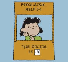 Lucy - The doctor is in by LanFan