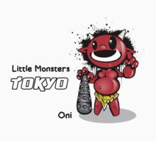 Little Monsters Tokyo: ONI by lab5studios