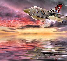 Dawn Patrol - Tornado GR4 by Colin  Williams Photography