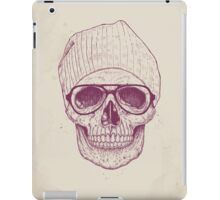 Cool skull iPad Case/Skin