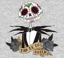 Dia de los Muertos - Nightmare Before Christmas Kids Clothes