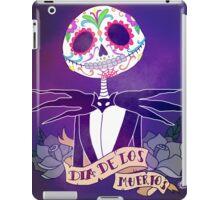 Dia de los Muertos - Nightmare Before Christmas iPad Case/Skin