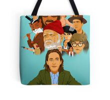 The World of Wes Anderson Tote Bag