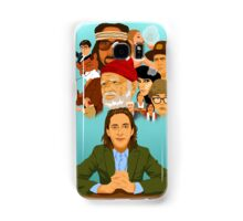 The World of Wes Anderson Samsung Galaxy Case/Skin