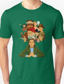The World of Wes Anderson Unisex T-Shirt