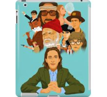 The World of Wes Anderson iPad Case/Skin