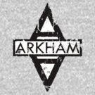 Arkham by Miltossavvides