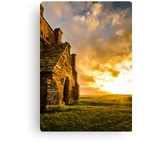 St Catherine's Chapel - Portesham Canvas Print