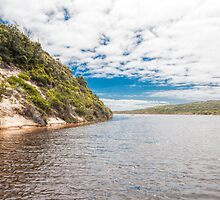 Donnelly River, Western Australia by Elaine Teague