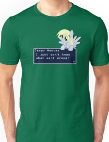 Derpy Hooves Quote Unisex T-Shirt