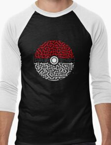Pokeball Maze T-Shirt