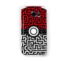 Pokeball Maze Samsung Galaxy Case/Skin