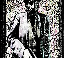 William Burroughs. by brett66
