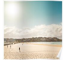 Bondi Beach Sunrise Poster