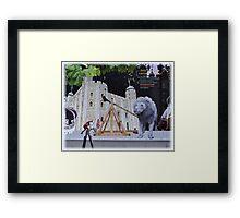 Torre    Blanca de Londres.       Toda una experiencia........ Framed Print