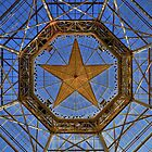 Sunset Texas Star by Warren Paul Harris