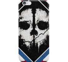 Call of  Duty Ghost iPhone Case/Skin