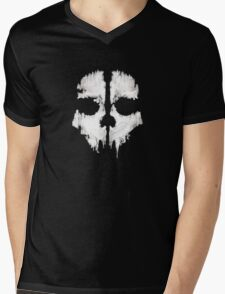 Call of  Duty Ghost 2 Mens V-Neck T-Shirt