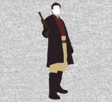 Malcolm 'Mal' Reynolds - Firefly Kids Clothes