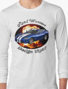Dodge Viper Road Warrior Long Sleeve T-Shirt