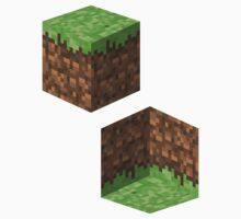 Minecraft Block ×2 by csyz ★ $1.49 stickers