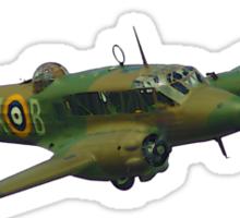 Avro Anson Sticker