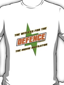 The Witless For The Defence T-shirt T-Shirt