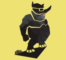 Rick Rhinoceross by Urban Jungle