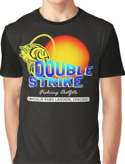 Double Strike Chicago Graphic T-Shirt