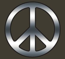 Peace Sign by Mark Podger