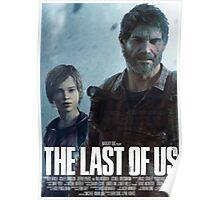 Joel & Ellie Poster