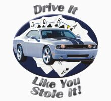 Dodge Challenger SRT8 Drive It Like You Stole It One Piece - Long Sleeve