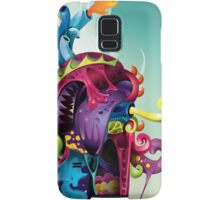 Heart of Destruction Samsung Galaxy Case/Skin