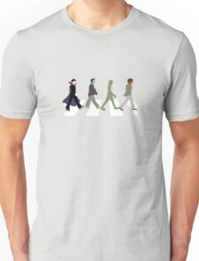 Monsters of Abbey Road Unisex T-Shirt