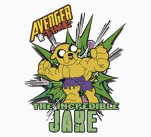 Avenger Time - The Incredible Jake by TopNotchy