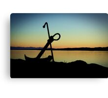 Anchor Canvas Print