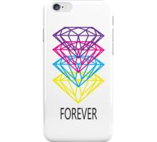 Diamonds are Forever iPhone Case/Skin