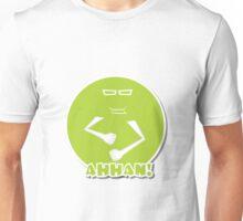 FACES   AAHAAN!! - DESI EMOTIONS  Unisex T-Shirt