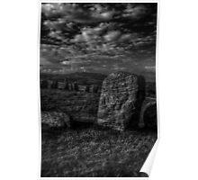 Swinside Stones Poster