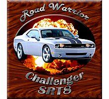 Dodge Challenger SRT8 Road Warrior Photographic Print